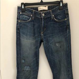 Paper Denim women jeans. Vintage style